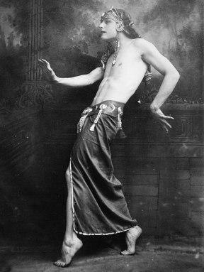 1909 Nijinsky